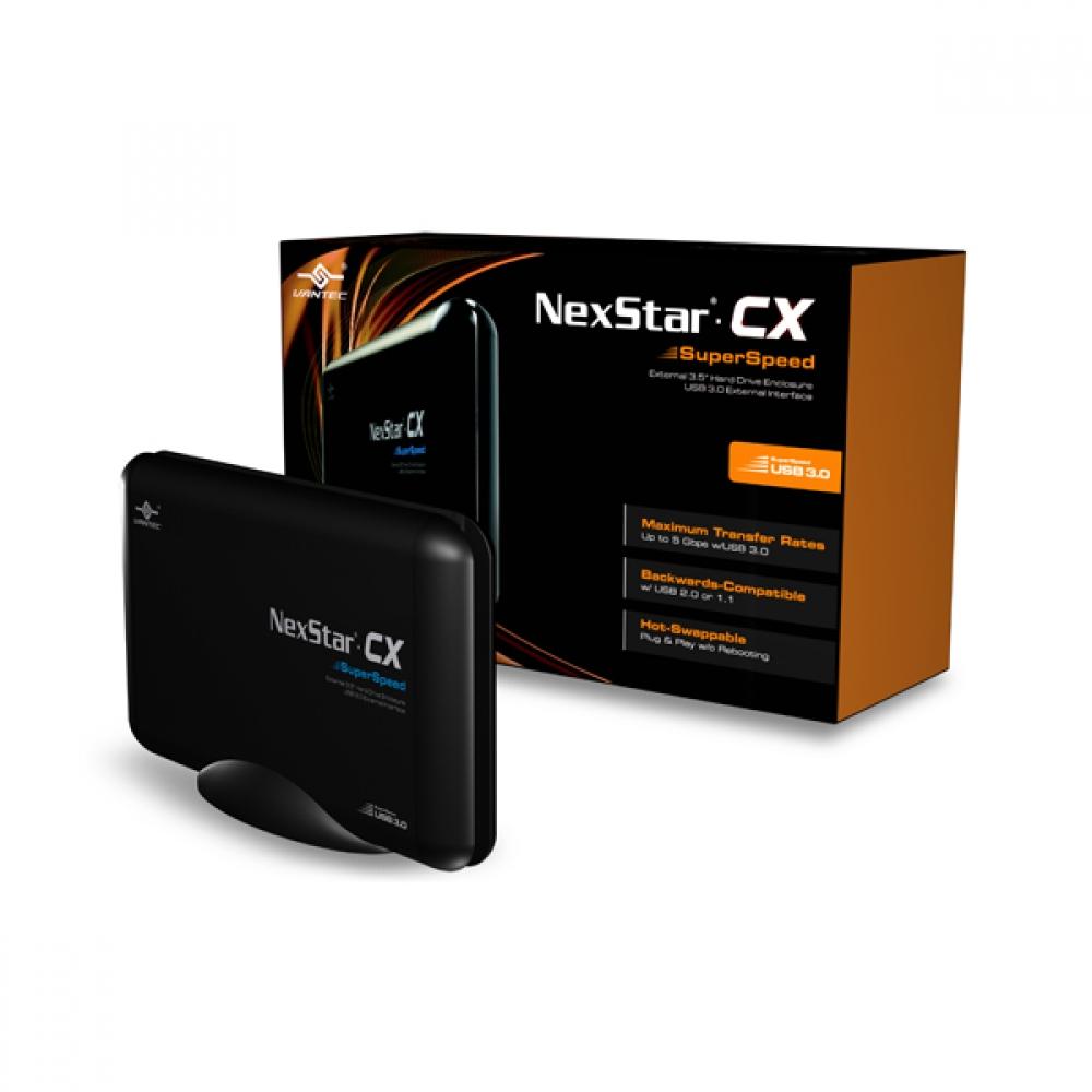 nexstar cx superspeed vantec thermal technologies rh vantecusa com nexstar cx 2.5 user manual NexStar CX Hard Drive Enclosure